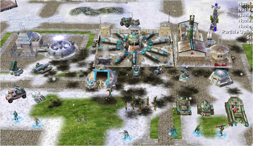 Command and conquer general zero hour