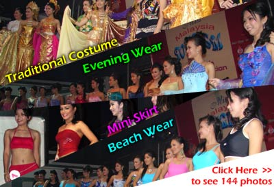 Miss Sabah Tourism