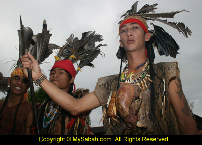 Murut Warriors