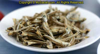 Dried Billis Fishes