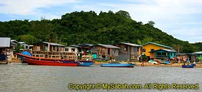Kuala Abai Water Village