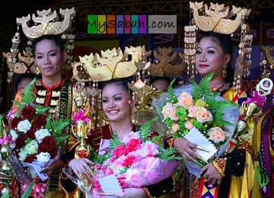Bajau beauty pageant