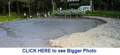 Mud Pool panoramic view