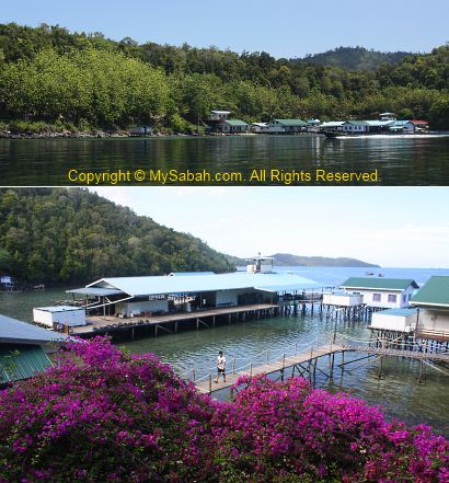 Tabawan Eco Dive Lodge