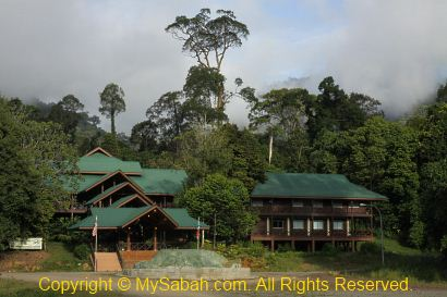 Maliau Basin Studies Centre (MBSC)