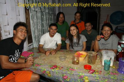 homestay with Rose family