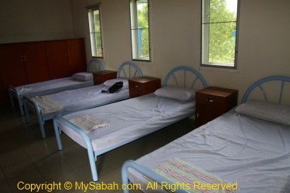room in hostel