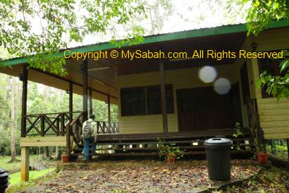 Sepilok Rainforest Camping Park