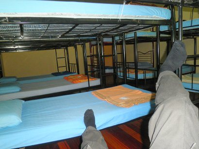 room with 16 bunk beds