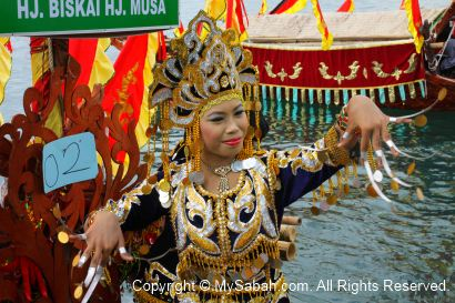 Sea Bajau lady