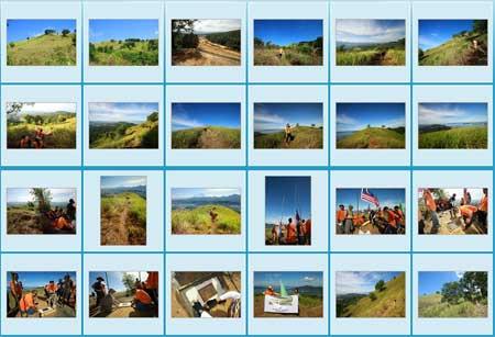Photo gallery of Gundul Hill
