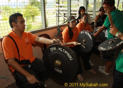 learning gong
