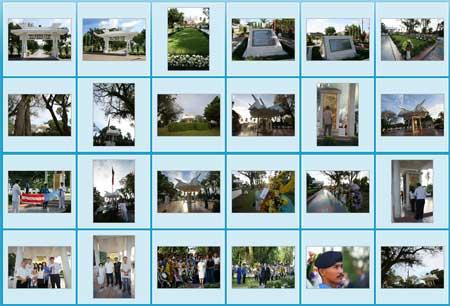 Photo gallery of Petagas War Memorial Garden