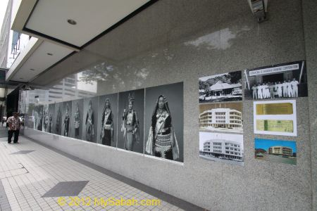 photo exhibition in Gaya Street