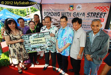 launching of Bonding with Gaya Street