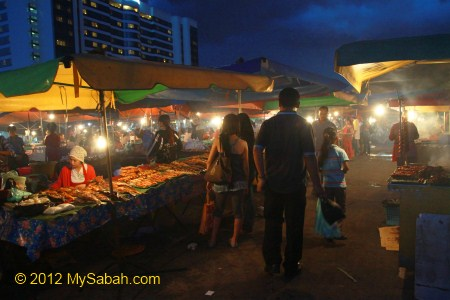 Sinsuran Night Market