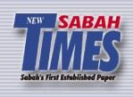 logo of New Sabah Times