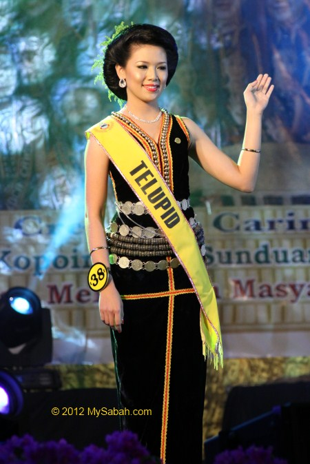 State-Level Unduk Ngadau 2012