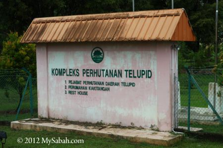 Telupid Forestry Complex