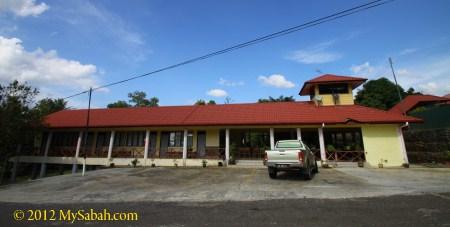 IPS (Institut Perhutanan Sabah) rest house