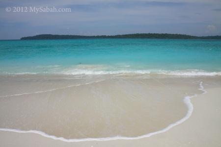 Sands Spit Island