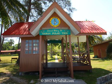 Taman Pulau Tiga