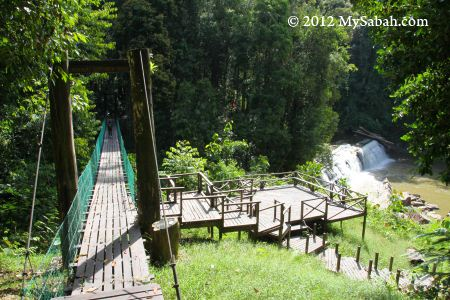 BBC Camp and Imbak Waterfall in Imbak Canyon