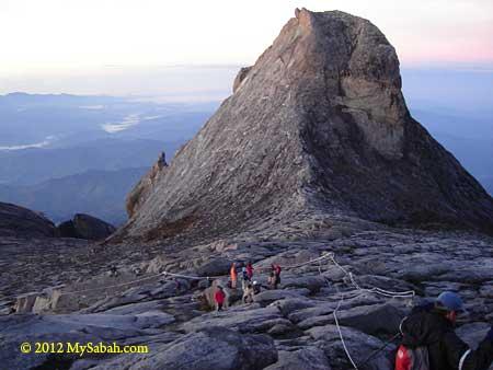 St. John Peak of Gunung Kinabalu