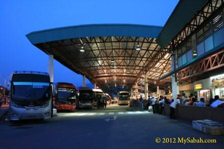 Terminal Bas Bandaraya (Utara)