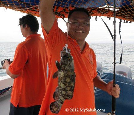 biggest caught