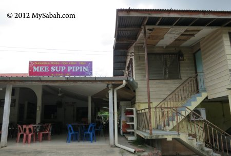 Mee Sup Pipin restaurant