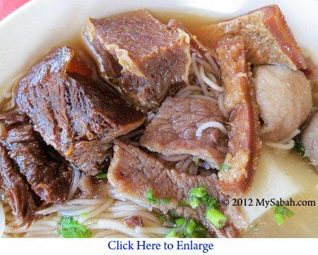 Ngau Chap of Kah Hiong Ngiu Chap restaurant