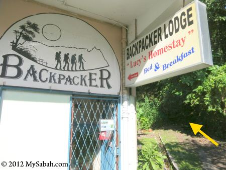 Lucy's Homestay Backpacker Lodge