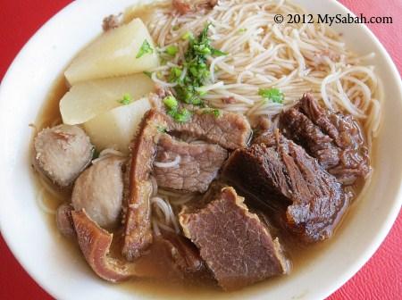 Ngiu Chap of Kah Hiong Ngiu Chap (家鄉牛什)