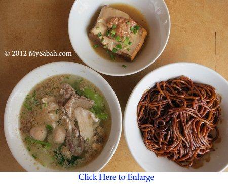 Sabah Pork Noodle