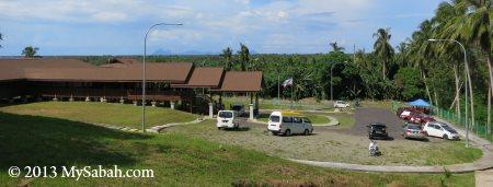 archaeological museum at Bukit Tengkorak