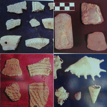 prehistoric remnants of Bukit Tengkorak