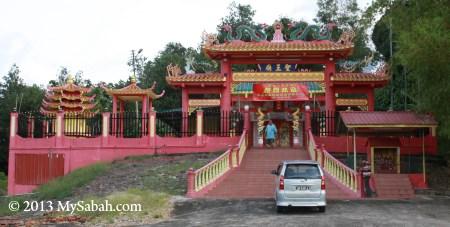 Weston temple