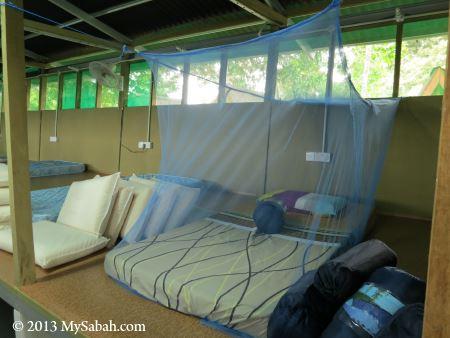 long house dormitory