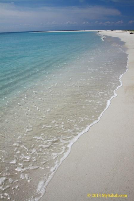 Pulau Kalampunian Besar of Pulau Tiga Marine Park