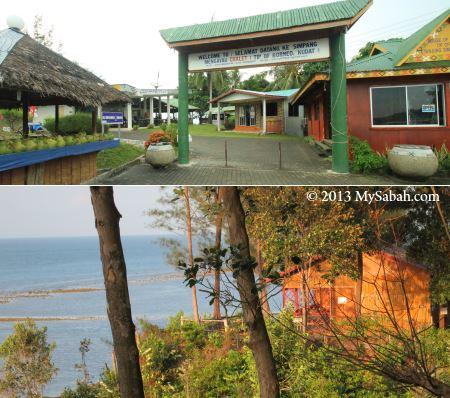 Simpang Mengayau Chalet