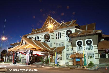 JKKN Sabah building