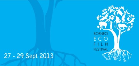 logo of Borneo Eco Film Festival
