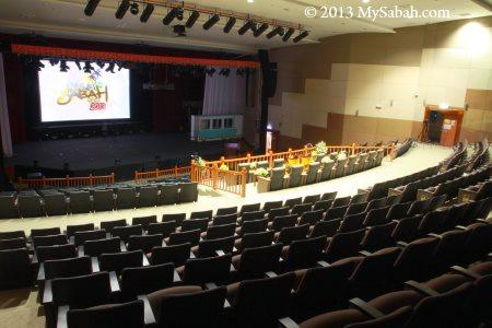 auditorium of JKKN Sabah building