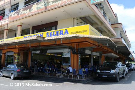 Rumpun Selera Restaurant of Lahad Datu