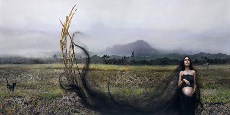 Huminodun by Yee I-Lann