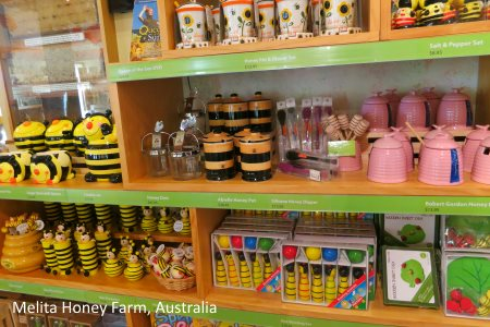 Melita Honey Farm in Tasmania