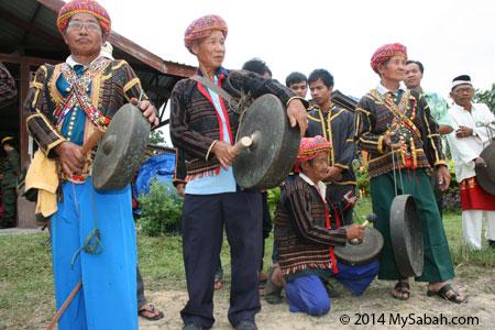 Gong Festival of Matunggong, Kudat