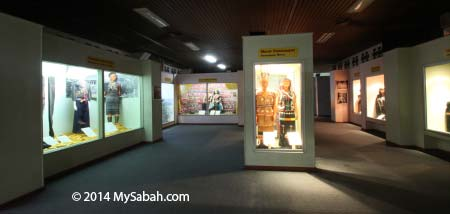 Cosmo / Ethnology Gallery of Sabah Museum