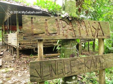 Lupa Masa campsite